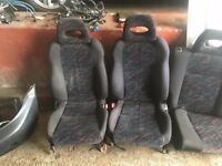 Honda Civic EK4 SiR/VTi Front and Rear Seats EJ EK