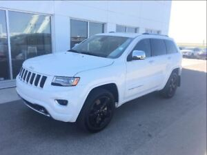 2015 Jeep Grand Cherokee Overland FULLY EQUIPPED! $312.30 b/week