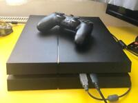 Sony PlayStation 4 PS4 500GB Black Console
