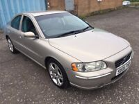 2005 Volvo S60 2.4 D5 Automatic , mot - July 2018 ,full service history ,2 owners,vectra,passat