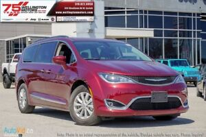2017 Chrysler Pacifica Touring-L  LEATHER|REMOTE START|PWR SLIDI