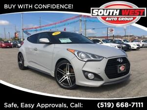 2013 Hyundai Veloster Turbo w/Colour Pack