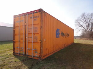 Best prices in Quebec Maritime containers for sale or rent ✔✔✔