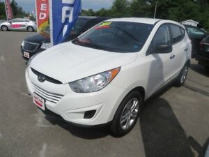 2013 Hyundai Tucson GL AWD, HEATED SEATS!