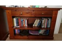 Gorgeous exclusive WOOD bookshelf / bookcase