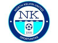 North Kelvin 2001s looking for goalkeeper