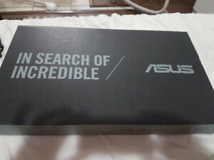 BRAND NEW ASUS LAPTOP AND BRAND NEW ACCESSORIES