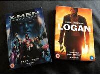 Logan (2017) & X-Men Apocalypse (2016)