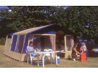 Great Conway Coniston 4 Berth Trailer Tent