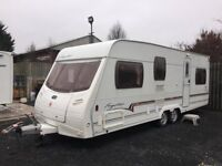 *** Todays Special - Free Awning /Access *** - with Lunar Frystar TX 5/6 Berth - at Tricam Caravans!