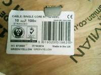 Earth cable 10mm