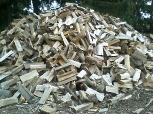 MIXED HARDWOOD FIREWOOD