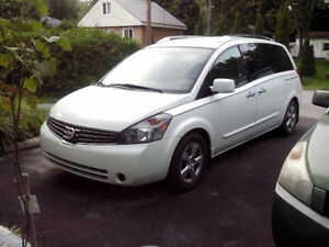 2007 Nissan Quest Berline