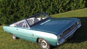 Dodge Dart GT convertible 1967