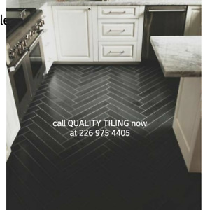 We are QUALITY TILING ✔️226 975 4405