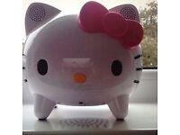 I Pod, I phone 'Hello Kitty' Speaker
