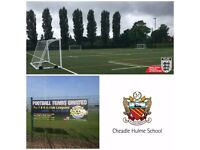 ***6 ASIDE TEAMS WANTED FOR BRAND NEW LEAGUE IN CHEADLE HULME***