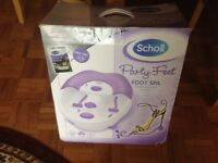 Party Feet Foot Spa by Scholl.