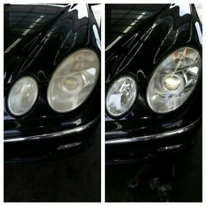 S&K Headlight Restoration and Scratch Removal