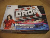 "THE ""MILLION POUND DROP"" BOARDGAME"