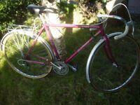Vintage Dawes racer/road bike.