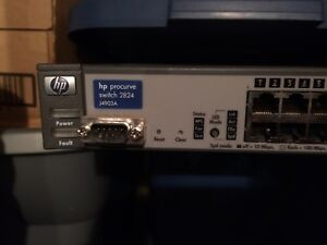 HP Procurve 2824 10/100/1000 switch (j4903a)