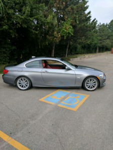 2011 BMW 335i  Sport Package