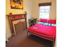 *** DOUBLE ROOM IN BETHNAL GREEN ALL INCLUDED! NO FEES! 15MIN FROM SHOREDITCH