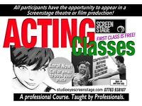 Actors and Actresses: Acting Classes in Clydebank