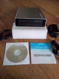 D.V.D - RW Recorder £10