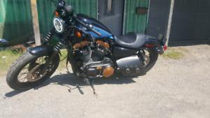 Harley Davidson Nightster 1200CC