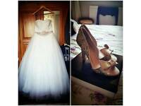 Size 12 Brand New Wedding Dress