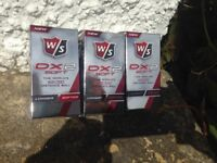 Six Brand New Boxed DX2 Soft Golf Balls