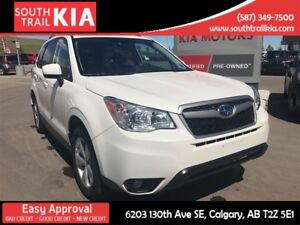 2016 Subaru Forester LIMITED AWD BLUETOOTH