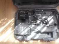 Erbauer 24v Battery charger with Case