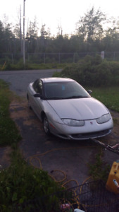 2002 Saturn SC1 COUPE