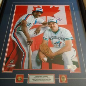 Dave Stieb & Andre Dawson 1983 All Star Game