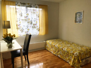 Furnished Room for rent just Females