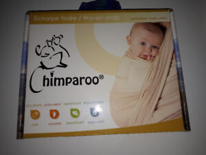 Chimparoo baby carrier, never been used!
