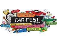Programme Sellers Needed for Carfest South 25th - 27th August