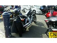 Lowrider bobber chopper honda vt 1100 shadow