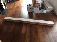 Engineered American Walnut Hardwood flooring for sale (4 x 2.64M2 packs, 10.56M2 in total)