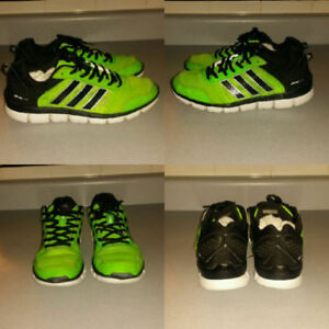 Adid7)s clima-cool shoes (size 7