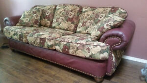 Is it a chesterfield, couch, or sofa?