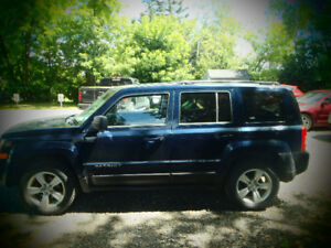 2012 Jeep Patriot NORTH SUV, Crossover 4X4/LIKE NEW !!!!!!!