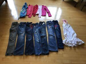 Lot de vêtements en parfaite condition