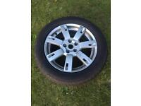 Landrover Discovery 3/4 19inch alloy wheel
