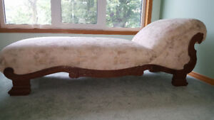 Antique Lounger  Sofa Settee  Loveseat