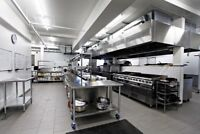 Experienced Line Cooks - Brand New State of the Art Kitchen