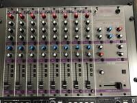 Formula sound PM-100 with a Denon HC-4500, Serato SL4, Flightcase and hardwiring